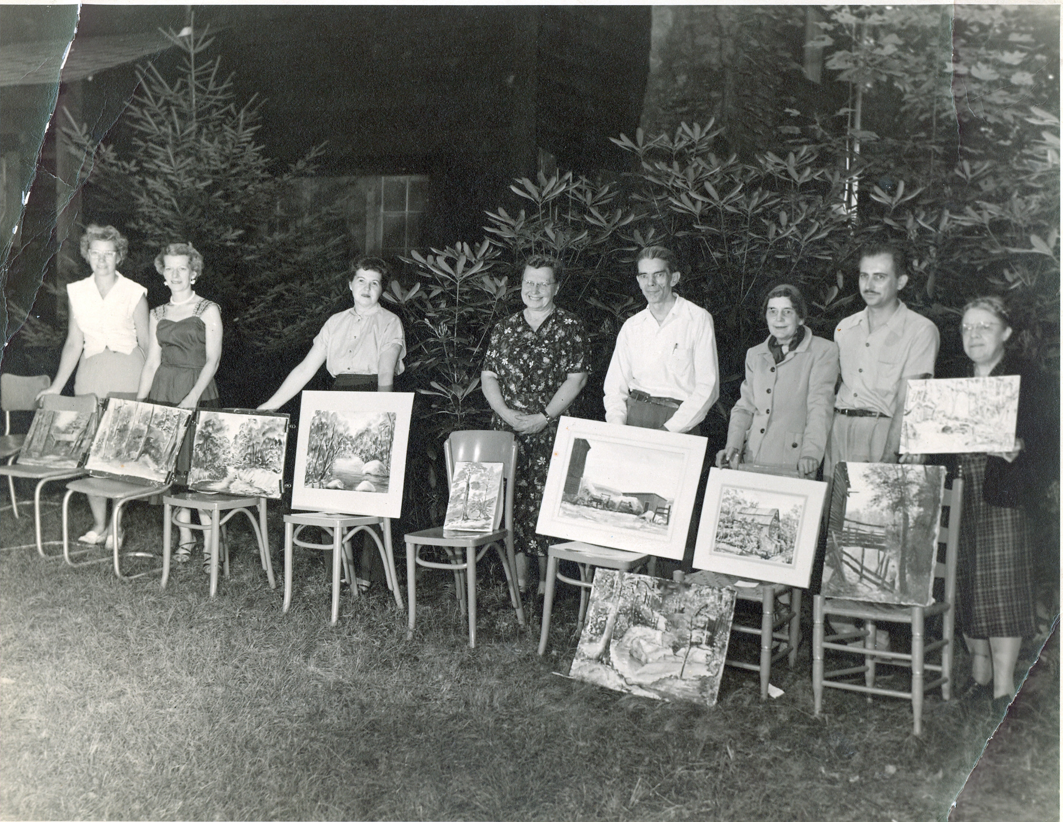 Allied Artists of Johnstown - the early years