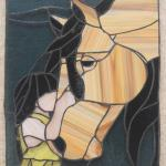 Sara Wright_ A Gentle Spirit_Stained Glass